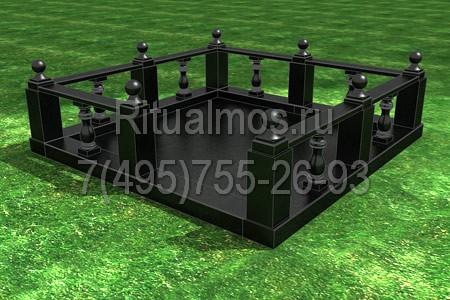 ограды для могил от ritualmos
